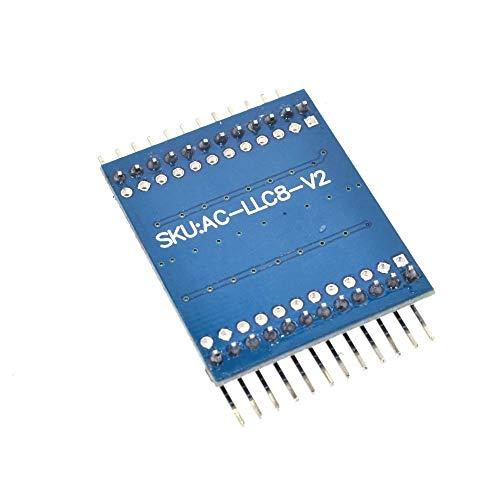 PengCheng Pang Modulo di conversione Livello di conversione bidirezionale 8 Canale tra 3,3V e 5V 5V sensore di Accesso IO for Raspberry Pi