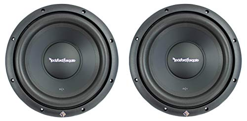 "(2) Rockford Fosgate R1S4-10 10"" 800 Watt 4 Ohm Car Audio Subwoofers Subs"