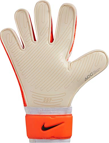 Nike Erwachsene SGT Premier Torwarthandschuhe, Hyper Crimson/White/Black, 8