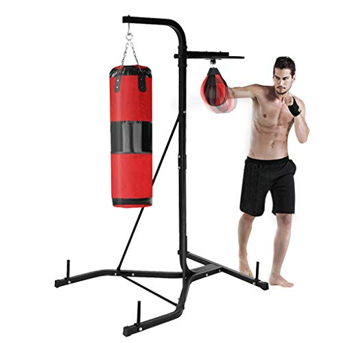 Lanyun Universal Boxing Stand, Heavy Bag Stand Indoor/Garden Boxing Bag, Heavy Bag for MMA,...