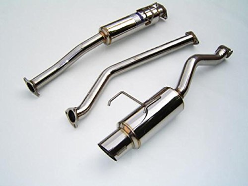 Invidia (HS01AR1GTP) N1 Cat-Back Exhaust System for Acura RSX DC5 Type-S