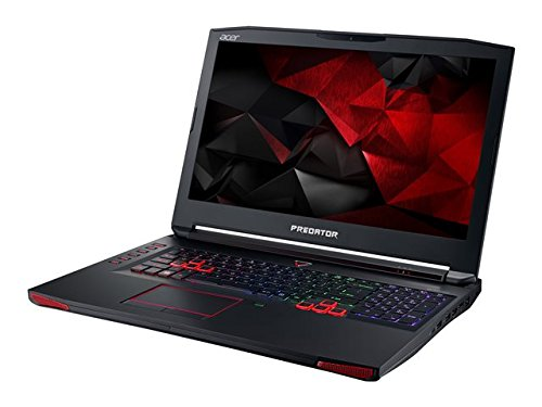 Acer Predator G9-793-55v2 PC Portable 17'' Full HD Noir (Intel Core I5, 8 Go de Ram, Disque Dur 1000 Go + SSD 128 Go, Nvidia Geforce GTX 1060, Windows 10)