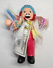 【EKEKO エケコ人形 15cm PINK】 ペルー直輸入のエケコ人形 15cm ピンク色【当店 Vivas Latin Shop オリジナル モデル】女性に人気 ペルー産