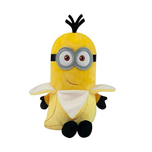 Minions Market Mania Banane, Plüschtier als Minionfigur