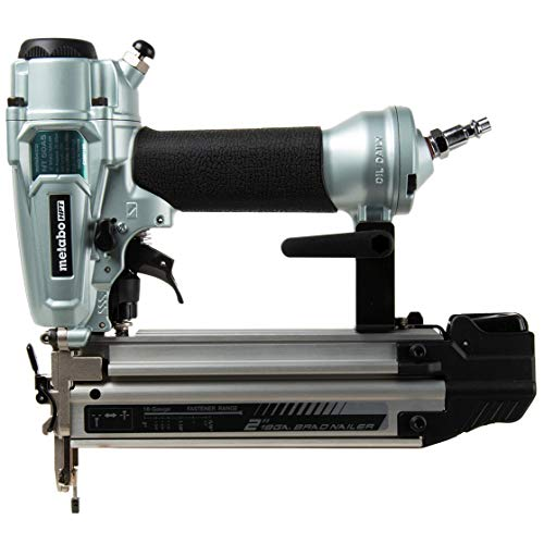 Metabo HPT NT50A5 Brad Nailer, 18 Gauge, High...