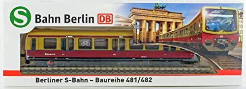 Lemke LC90481 BR481 Berliner S-Bahn Souvenirmodell