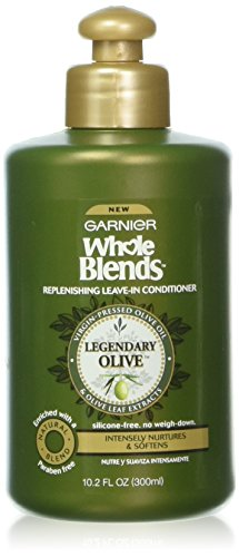 Garnier Hair Care Whole Blends Replenishing Leave-in Conditioner, 10.19 Flu