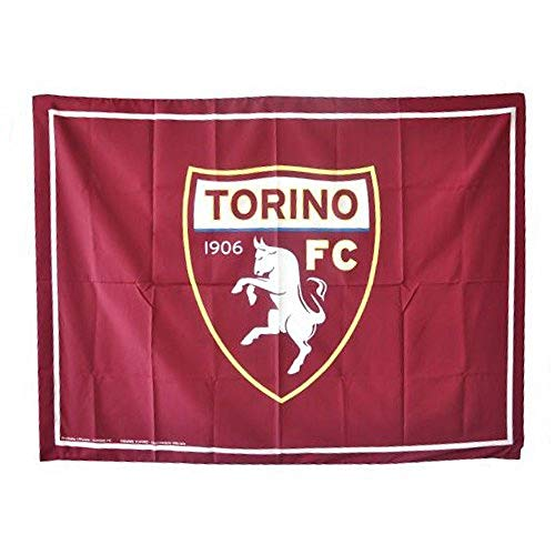 BrolloGroup Bandiera Stadio Torino 90x140 cm Gadget Toro PS 03489