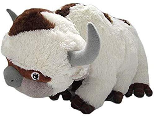 DTJY Ressource Appa Avatar Kuscheltiere Plüschpuppe Kuhspielzeug Geschenk Kawaii Plüschtier Kissen Kissen Spielzeug 55Cm Weihnachten
