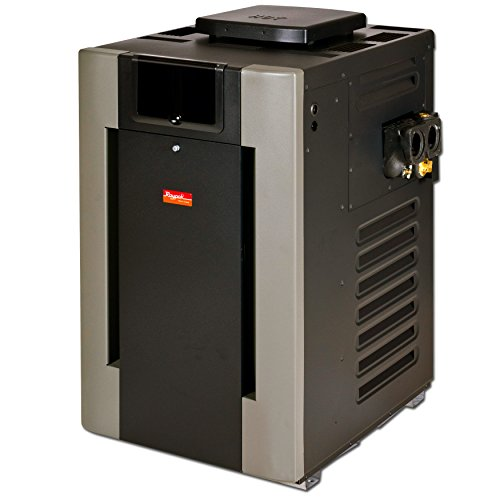 Raypak Natural Gas Pool and Spa Heater - 206,000 BTU