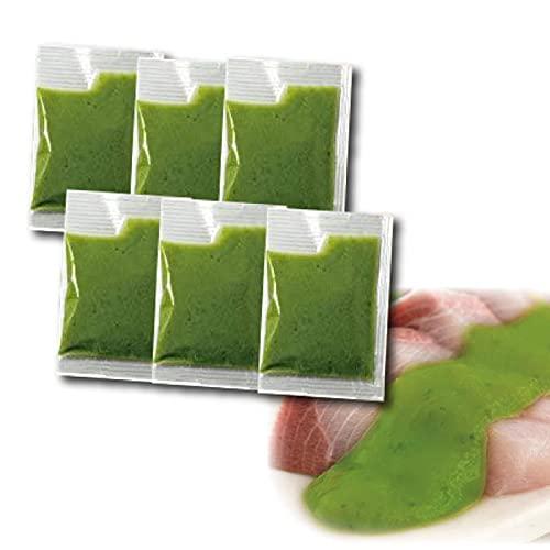 アースエイド 葉にんにく ぬた 6袋 20ml×6 さっぱり 有機 無添加 調味料 お取り寄せ 高知