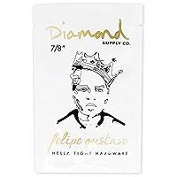 ダイヤモンド (Diamond) FELIPE GUSTAVO PRO HARDWARE 7/8 GOLD スケートボード ビス スケボー
