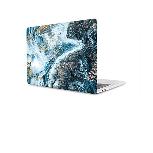 Peach-Girl - Carcasa para Mac Book Pro 13 A1502 A1425 (13 pulgadas), diseño de mármol para MacBook Air Pro 11 12 13 15 16 2020