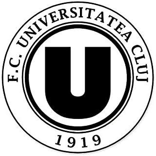 FC Universitatea Cluj - Romania Football Soccer Futbol - Car Sticker - 4