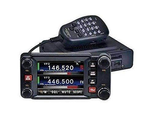 Yaesu FTM-400XDR/DE Dual Band Transceiver - Radioworl