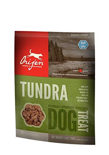 Premios para perros Orijen Tundra dog treats
