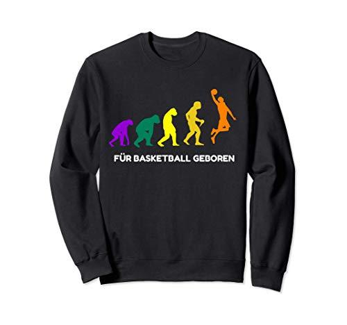 Basketball Evolution T-shirt Farben Herren kinder sport 2021 Sweatshirt