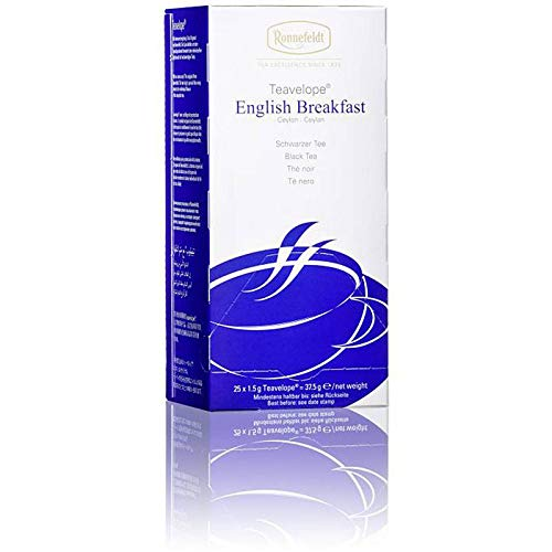 Té English Breakfast  marca Ronnefeldt