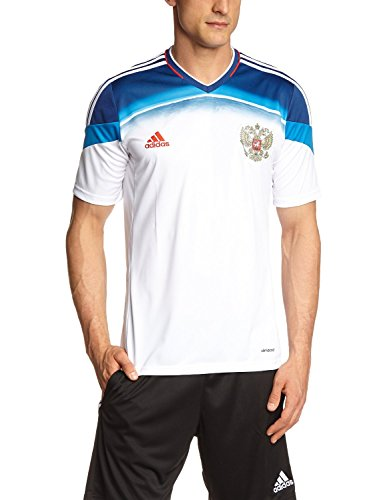 adidas Russia Away Jersey World Cup 2014 (L) White