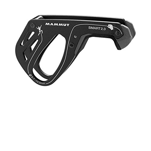 Mammut Smart 2.0 Climbing Insurer, Unisex Adult, schwarz (Phantom), One Size