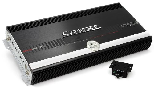 Affordable Cadence ZRS3002, 2-Channel High Power Amplifier, ZRS Series, Bass Remote Control included