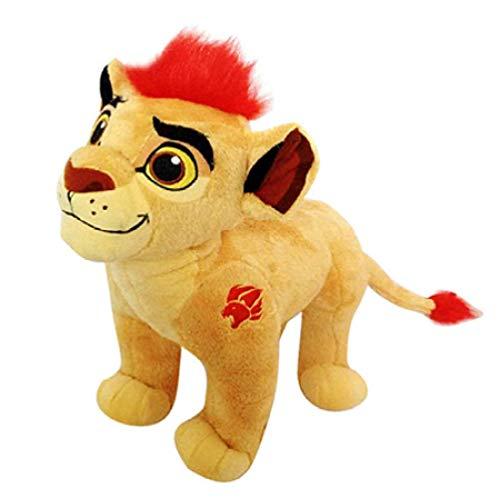 nanyin Die Löwengarde Kion Plüschtier 20Cm, Niedliche Kuscheltiere König Der Löwen Simba Sohn Baby Kinderspielzeug Für Kinder Jungen Geschenke