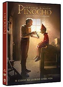 Pinocho [DVD]