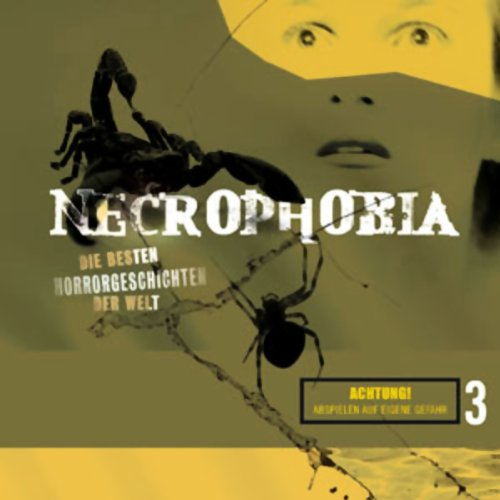 Necrophobia 3 audiobook cover art