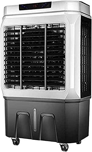 wsbdking Refrigerador evaporativo Humidificador de refrigerador de Aire portátil con Control Remoto 45L / 65L Tanque de Agua Ahorro de energía Interior y Exterior 150W / 280W