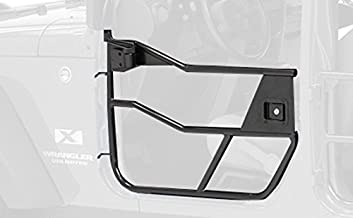 Bestop 51810-01 Black HighRock 4x4 Element Set for 2007-2018 2 JK 4 Front Doors