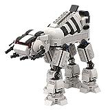 PLEX Modelo técnico AT Walker de 514 piezas, Super Star Imperial UCS MOC, compatible con Lego Star Wars