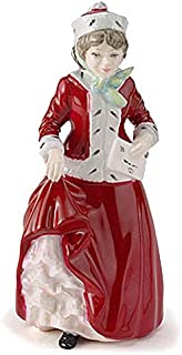 Royal Doulton Figurine Best Wishes HN3426 Miniature Made and Handpainted UK