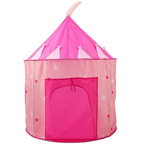 YFFSBBGSDK Camping Zelt Tragbares Kinderzelt Kinderzimmer Spielhaus Mädchen Outdoor Camping Zelt Kinderspielhaus