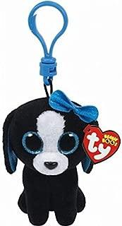 Holland Plastics Original Brand TY Beanie Boos Tracey Dog, Keyclip!