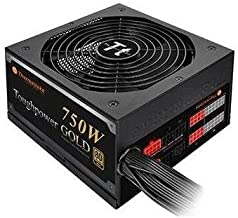 Thermaltake TOUGHPOWER TPD-0750M SLI/CF Ready 80 Plus Gold Semi Modular Active PFC Power Supply