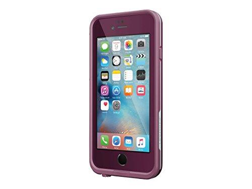LifeProof Fré wasserdichte Schutzhülle für Apple iPhone 6 / 6s, violett