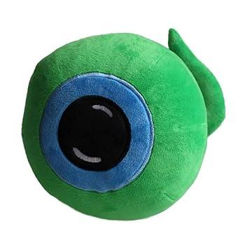 cute Plush Toys Sam Plush Toy Doll Septiceye Green Eye Creative decoration Stuffed Toys 25cm