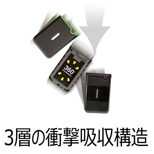 旧モデルTranscendUSB3.0/2.02.5インチHDDポータブルハードディスク耐衝撃M3シリーズ1TB3年保証TS1TSJ25M3