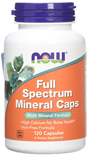 Now Foods Full Spectrum Mineral Standard Capsules, 120-Count
