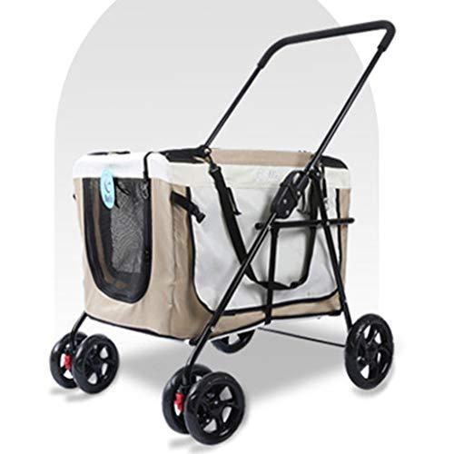 BTIR Multiple Cat Stroller
