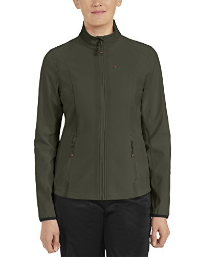 Maier Sports Damen Softshelljacke Cora, Grape Leaf, 46, 260779