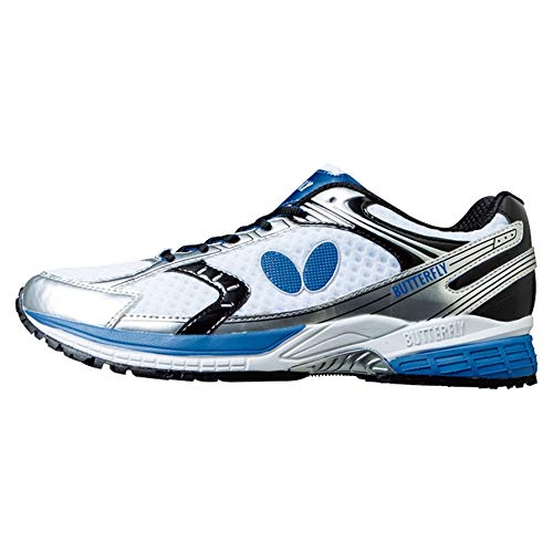 Check Out This Butterfly Radial Cross Table Tennis Shoes - Comfortable Breathable Gripping Non-Marki...