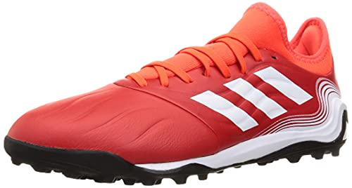 adidas Copa Sense.3 TF, Zapatillas Deportivas Hombre, Rojo/FTWBLA/Rojsol, 43 1/3 EU