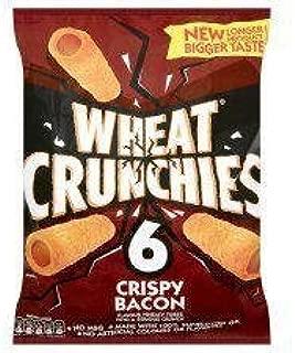 KP Wheat Crunchies Crispy Bacon 6 X 38G by Intersnack
