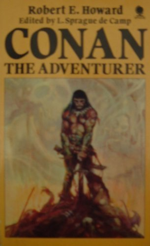 Conan the Adventurer 0722147511 Book Cover