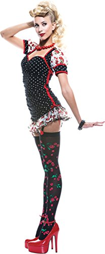 Costumes pour toutes les occasions PM869003 Grand Pinup Girl Kiss fran-ais