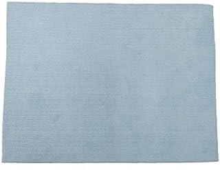 コネクト マイクロファイバー クロス 超極細繊維 超音波カット 厚手A 30cm×40cm ブルー