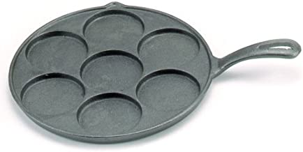 Norpro 3117 Cast Iron Plett Pan