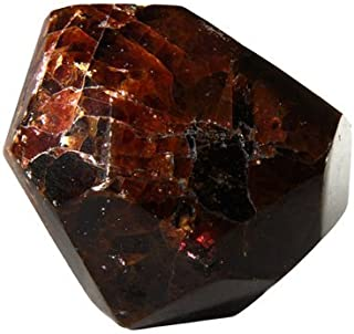 CrystalAge Red Almandine Garnet - Medium