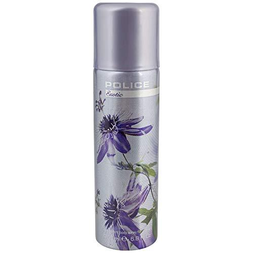 Police Femme Exotic, description Déodorant Spray 200 ml